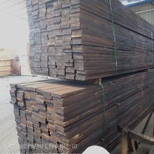 黄石碳化木加工价格港榕木结构碳化木图片