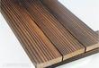 黃山碳化木供應商現貨供應碳化木材