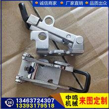 小号304不锈钢锁扣锁夹箱扣可调搭扣夹具快速门栓式夹钳图片