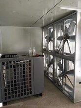 空气源热泵烘干机设备技术的工作状态