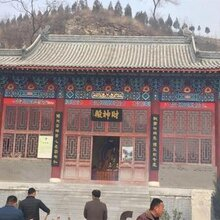 古建寺庙祠堂设计生产设计