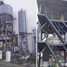 垃圾发电厂飞灰固化处理设备可行性技术方案,飞灰固化设备