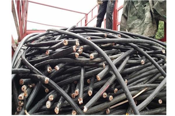 杭州庫存電纜回收多少錢一噸