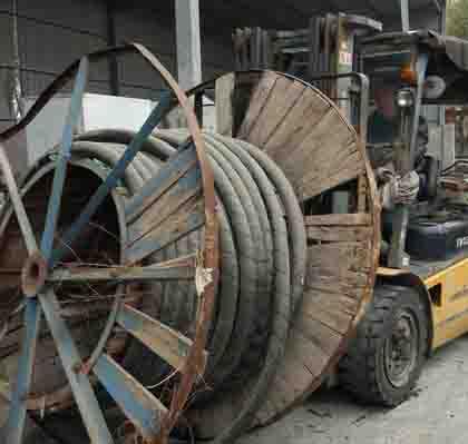 白城电缆回收