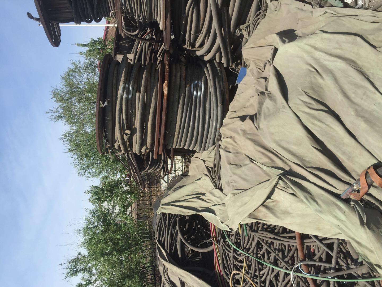 张北电缆回收
