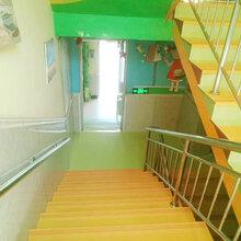 河北省供应整体PVC塑胶耐磨楼梯台阶踏步图片