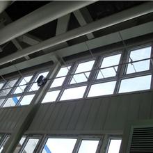 70系列彩鋼門窗,彩色涂層鋼板門窗廠家直銷圖片