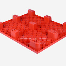 塑料制品塑料制品厂家塑料戈板吹塑托盘1210九脚平面托盘