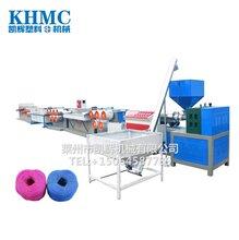 塑料圆丝拉丝机组,塑料遮阳网防尘网拉丝机批发价格