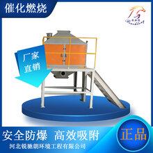 涂料厂RCO催化燃烧两万风量催化燃烧设备废气处理装置