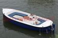 5.8米柴油歐式休閑艇豪華釣魚艇