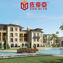 新型建筑技术,轻钢别墅建筑市场新潮流——佐帝亚图片