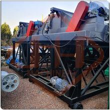 有机肥生产线设备齐全,如何选择合适、经济、实用的有机肥设备?