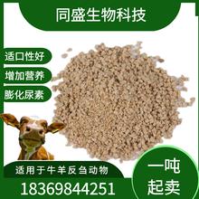 反刍饲料膨化尿素提高饲料蛋白质山东同盛厂家直销图片