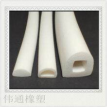 硅胶密封条、硅胶防火、防烟密封条、硅胶空心密封条图片