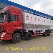 洪泽县饲料运输车厂家报价,畜禽运输车厂家直销图片