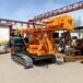 光伏打樁機青海履帶打樁機青海太陽能打樁機東科新款價格
