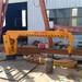 厂家生产港口码头船用吊运机械浮吊船伸缩臂全液压船吊