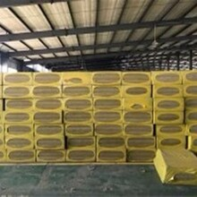 建筑保溫巖棉板價格外墻防火巖棉保溫板一立方價格圖片