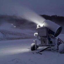 安阳滑雪场造雪设备选购需知诺泰克人工造雪机特点