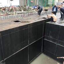 青海屠宰污水处理设备定做厂家直销图片