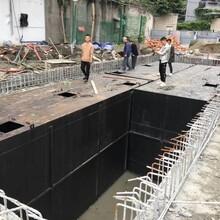 广西污水处理厂工作流程水处理公司图片