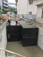山东生活污水处理设备一级标准水处理公司图片