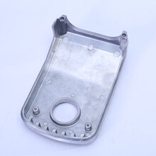 青岛锌铝合金压铸件加工健身器材外壳锌铝合金配件专业定制加工