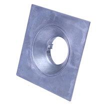 青岛锌铝合金压铸件LED灯罩锌铝合金灯饰产品配件铸造厂家定制加工