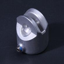 高强度铝合金管件支撑座设备轴承座压铸件加工五金铸造定制生产
