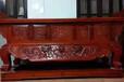 武寧縣承接木雕元寶桌款式齊全,案桌