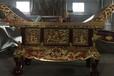 石河子定做木雕元寶桌規格齊全,供桌