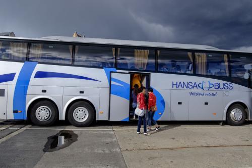 专线(杭州到汶川的客车)豪华客车