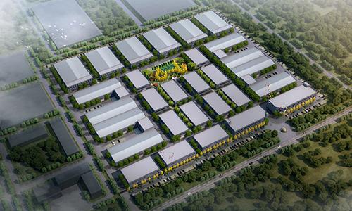 济宁梁山绿天使厂房可定制、标准钢结构厂房出售
