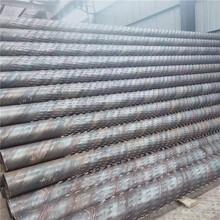 螺旋式井用濾水管-大口徑圓孔濾水管-穿孔式濾水管-生產加工廠家圖片