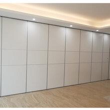 东莞办公室推拉隔断屏风格瑞鑫防火板隔断墙包安装