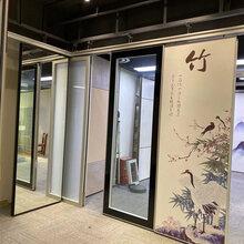 装修办公室木质屏风隔断深圳厂家格瑞鑫量尺定制
