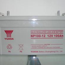 汤浅YUASA蓄电池NP100-1212V100AH铅酸UPS电池UPS电源电池