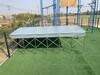 北京大型棚子收缩遮阳棚活动伸缩式帐篷户外折叠仓库推拉蓬车棚