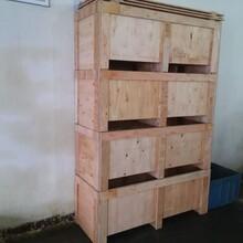 珠海销售熏蒸木箱价格实惠熏蒸木箱图片