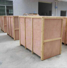 浙江专业生产免检木箱信誉保证实木包装箱图片