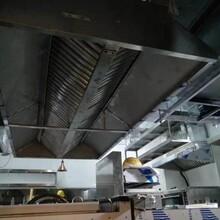 云浮工厂无尘车间通风工程公司质量保证白铁通风管图片
