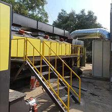 催化燃烧废气净化器催化燃烧装置油漆废气处理环保设备