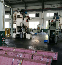 浙江全自动大型冲床设计改装图片