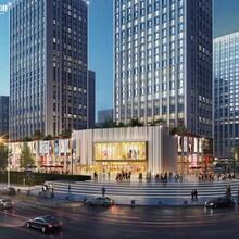 河北京雄世贸港价格售楼中心可投资产品图片