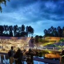 京雄世贸港新房楼盘-领秀城位置-营销中心图片