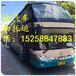 客車——杭州到宜春汽車直達汽車一線路圖