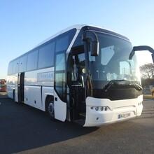 客車專線+西安到黃島直達臥鋪大巴車歡迎致電圖片