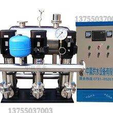忻州市水箱变频恒压供水设备