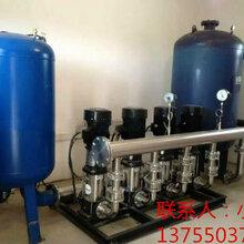 唐山市自来水二次加压给水